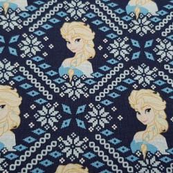 Cotton Disney Frozen 2 Elsa Mosaic