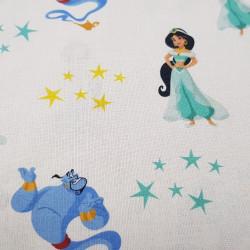 Cotton Disney Aladdin Stars