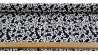 Tela Algodón Disney Mickey Caras Allover Blanco - Tela de algodón licencia Disney ancho americano con dibujos de caras de Mickey muy juntas y en varias posiciones sobre un fondo blanco. La tela mide 110cm de ancho y su composición 100% algodón.