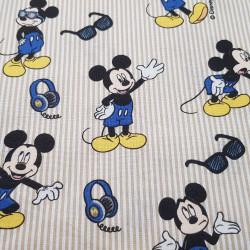 Cotton Disney Mickey Summer