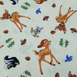 Cotton Disney Bambi