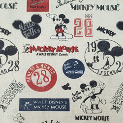 Cotton Classic Disney Mickey