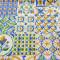Cotton Floral Tiles