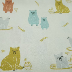 Cotton Happy Bears