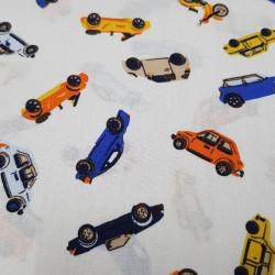Cotton Cars Colors