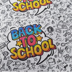 Cotton Back to School
