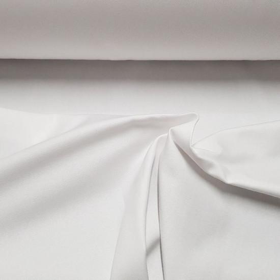 Tela Sarga Sanitaria Hidrófuga Antibacteriana Algodón - Tela de sarga sanitaria con acabado hidrófugo y antibacteriano para la confección de mascarillas (para batas no es recomendable). Esta tela de fabricación nacional es apta para uso sanitario y ha sid