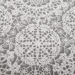 Canvas Mandalas Crochet