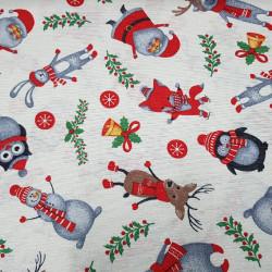 Canvas Christmas Animals