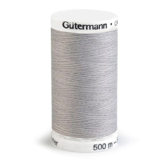 Polyester Sew-all Thread 500m fabric - Universal Sew-all polyester thread from the prestigious Gütermann brand,