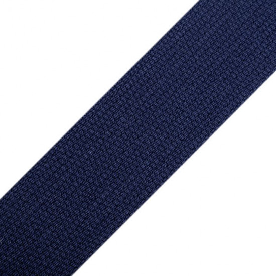 Cotton Webbing 30mm haberdashery - Cotton webbing 30mm wide with a thickness of 1.4mm. It is ideal for straps of bags, backpacks, furniture upholstery and much more...
