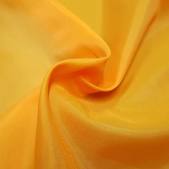 Tela OUTLET Forro Poliester - Tela de forro poliester en color anaranjado. La tela mide 80cm de ancho y su composición es 100% poliester. Tela Barata Outlet Liquidación