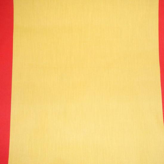 Rollo Entero Bandera (35 metros) fabric - ROLLO ENTERO de 35 metros El precio de cada metro: 2,50€ (en lugar de 3,20€) El precio de cada metro de laBandera Arcoiris: 3,30€ (en lugar de 4,20€) Viste tu balcón, evento o acto deportivo, fiesta, celebració
