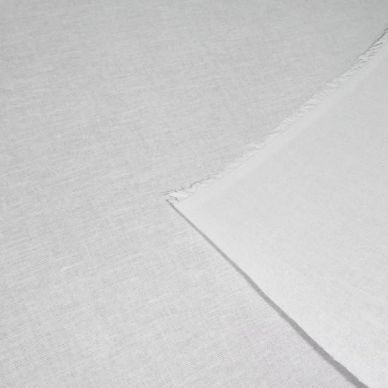 Tela Entretela Gruesa Termofusible - Entretela de tela gruesa con una cara termofusible.