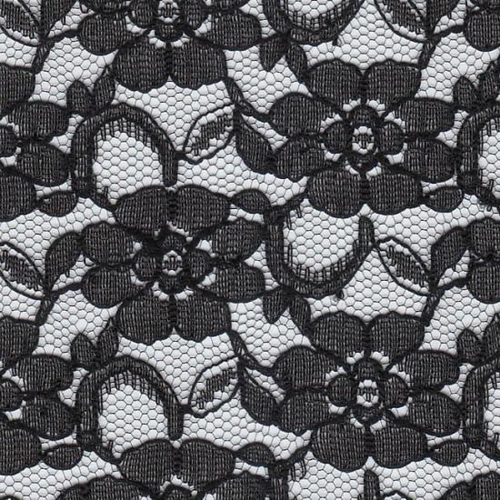 Tela Colores - Tejido de Blonda de poliester semi-transparente con brocado en varios colores a elegir. Se utiliza mayormente para hacer encajes y mantillas, y también para decoraciones y disfraces de carnaval.