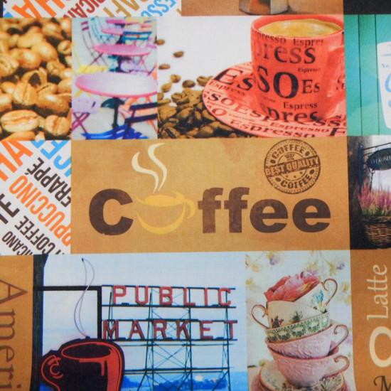 Mantelería Tazas Café