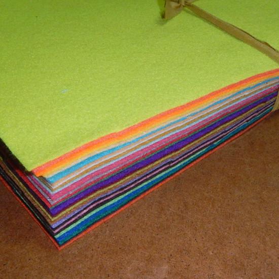 Pack Fieltro 29 Colores